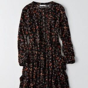 NWT American eagle outfitters pintuck dress Xlarge